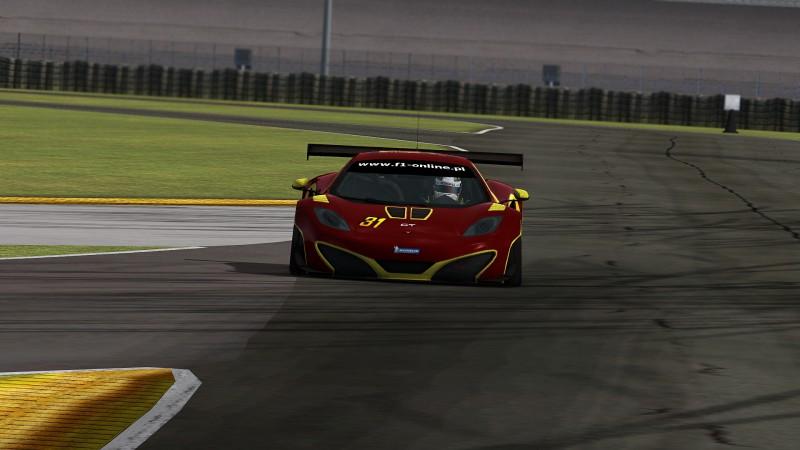 Runda 12 - Daytona