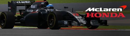 McLaren Honda F1 Team