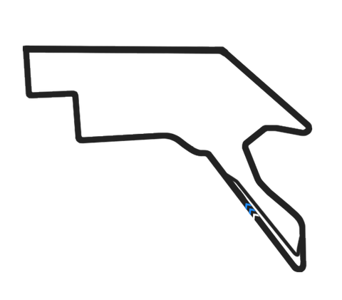 Mapa Adelaide