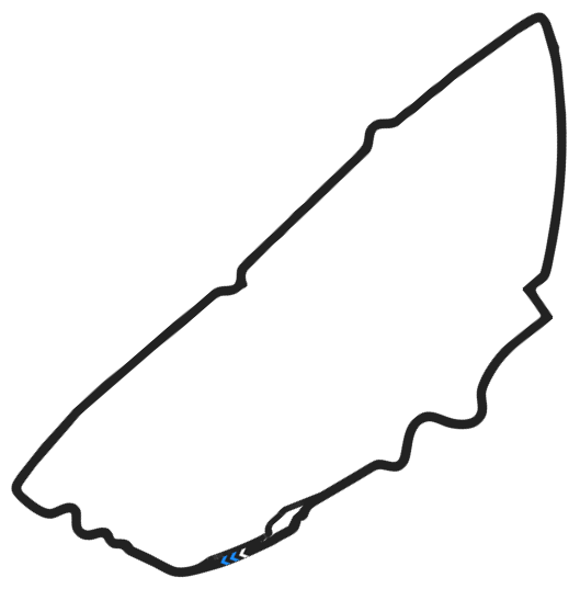 Mapa La Sarthe
