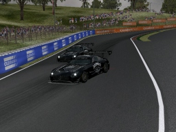 Runda 1, Bathurst, Race Edit