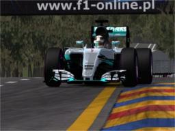 GP Australii, skrót wyścigu